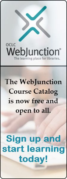 OCLC WebJunction Events Calendar