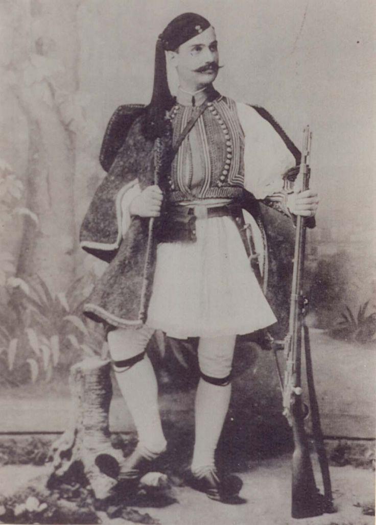 Γενικό Επιτελείο Στρατού - Ο Ελληνικός Στρατός από το 1864 μέχρι τον Ελληνοτουρκικό Πόλεμο του 1897