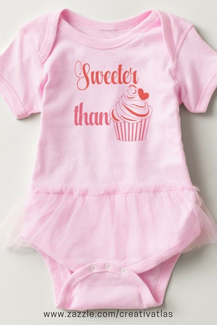 Zazzle | Sweeter than a cupcake pink tutu baby bodysuit | Tutu costumes | | baby items |baby onesies | baby dress | baby girl clothes | baby suits | girls tutu dresses | infant tutu dress | baby girl tutu dresses | baby girl tutu | toddler tutu | baby girl bodysuits | tutu dress for kids | toddler tutu dress | Christmas tutu dress | newborn tutu | baby girl tutu outfits | tutu dress for baby girl|cool baby onesies | infant baby clothes | tutu dresses for toddlers birthday |