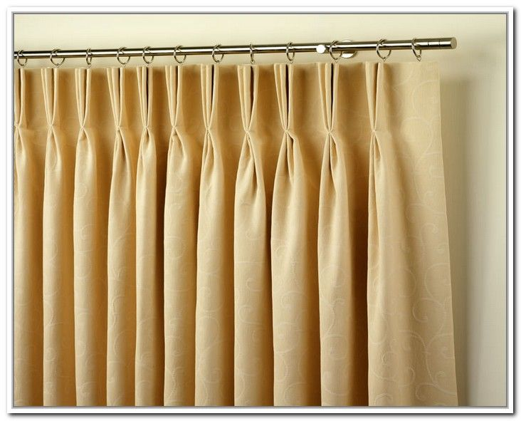 Curtains For Traverse Rods Curtains for Continental Rods
