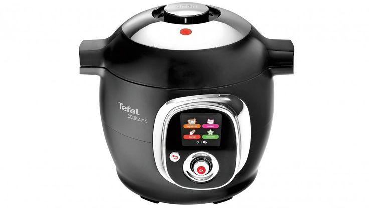 Tefal Cook4Me Intelligent Rice & Multi Cooker - Cooking Appliances - Aussie Farmers Direct | Harvey Norman Australia