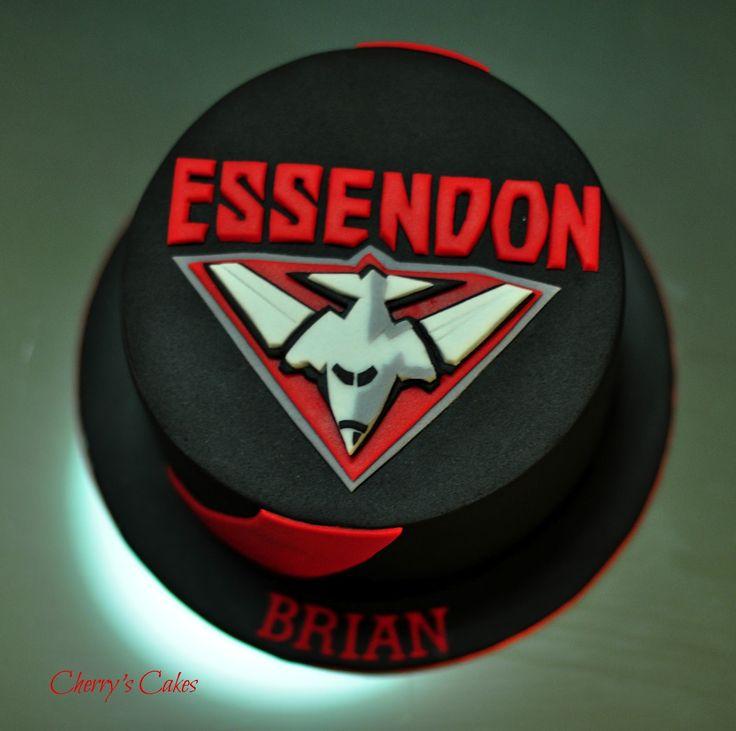 Essendon cake