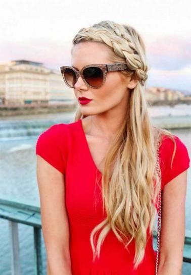 Εντυπωσιακά χτενίσματα για τις μέρες που τα μαλλιά σας δεν στρώνουν με τίποτα (12)