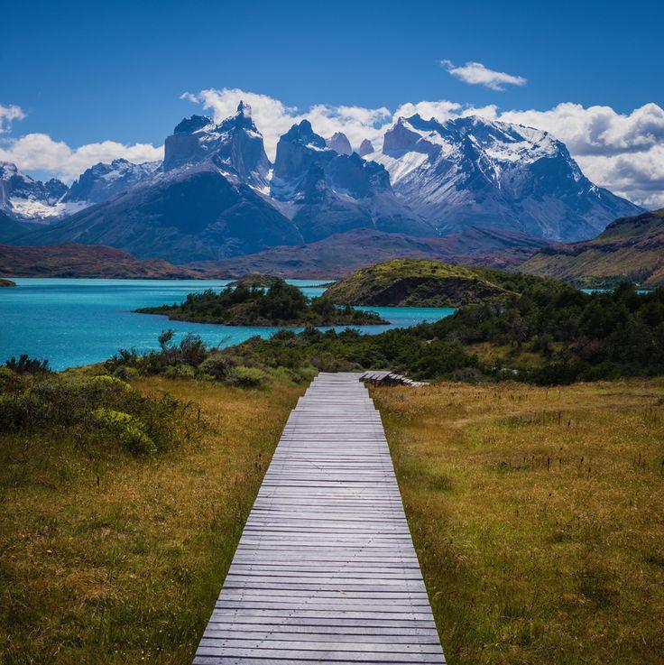 Torres del Paine, Chile. | 26 Lugares impresionantes en América Latina que deberías visitar