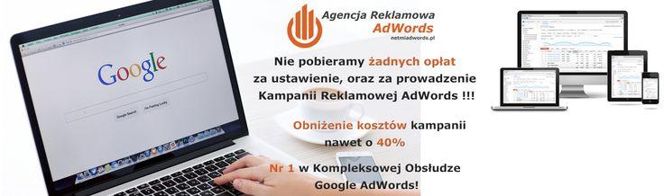 Oferta: google adwords, kampanie adwords, kampanie adwords łódź, kampanie google adwords, linki sponsorowane adwords, prowadzenie kampanii adwords, prowadzenie reklam adwords, przygotowanie kampanii google adwords, reklama adwords, reklamy adwords