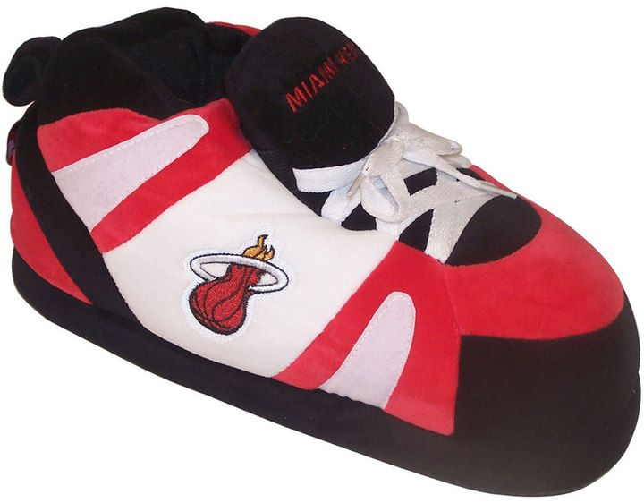 Comfy Feet Men's Miami Heat Slippers
