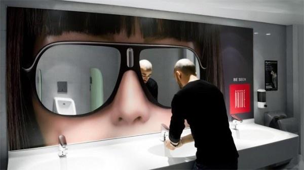 Riviera Prive Beirut sunglasses campaign
