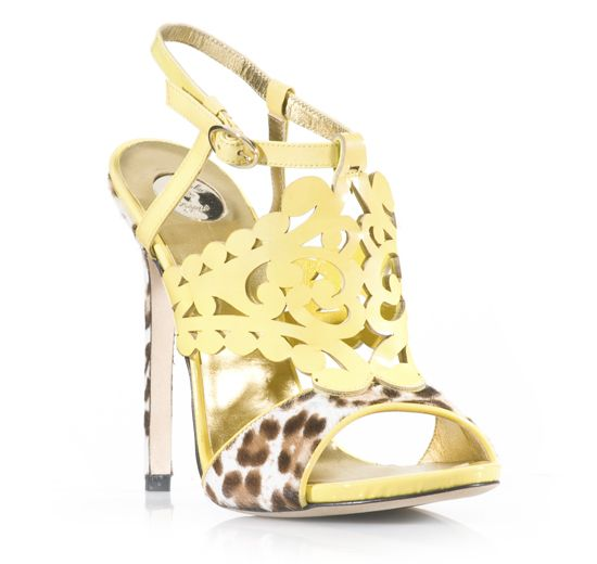Michela Rigucci Luxury Spring/Summer Collection 2014 | high fashion women's shoes! #Fashion #Trendy #Shoes #Elegance #Sensuality
