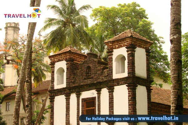 Visit Goa to see the Historical places.....