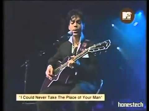 Prince MTV Unplugged - The Art of Musicology. What an AMAZING talent and visionary. The acoustic guitar is gorgeous.