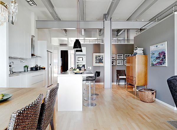 El aprovechamiento de espacios industriales como vivienda trae consigo una serie de características arquitectónicas que definirán el estilo decorativo del hogar... Observa con atención estas propuestas...