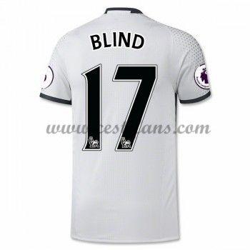 Manchester United Fotbalové Dresy 2016-17 Blind 17 3rd dres