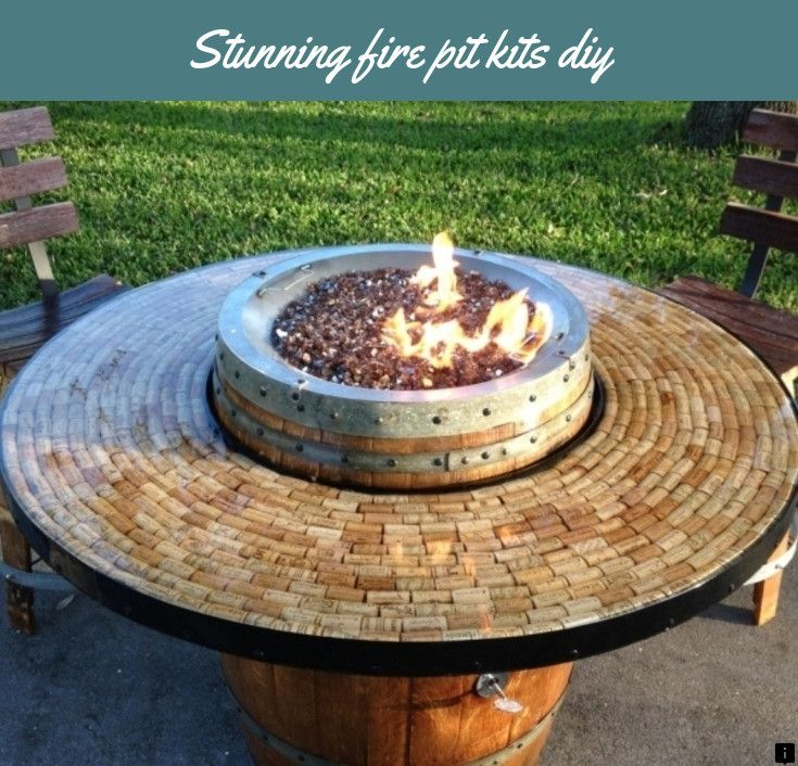 Find out about fire pit kits diy please click here for