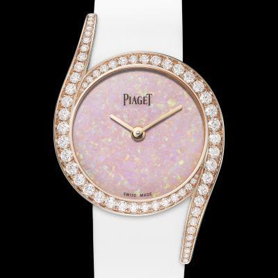 Rose gold Diamond Watch G0A40161 - Piaget Luxury Watch Online