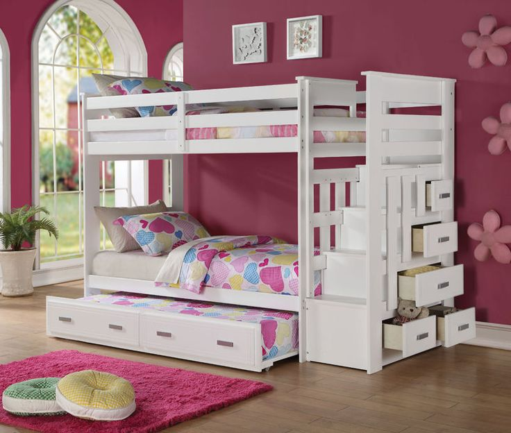 25 best ideas about stair drawers on pinterest bunk bed rail bunk beds with drawers and - Bunk bed with drawer steps ...