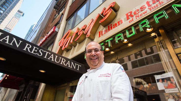 Patsy S Italian Restaurant New York Gluten Free