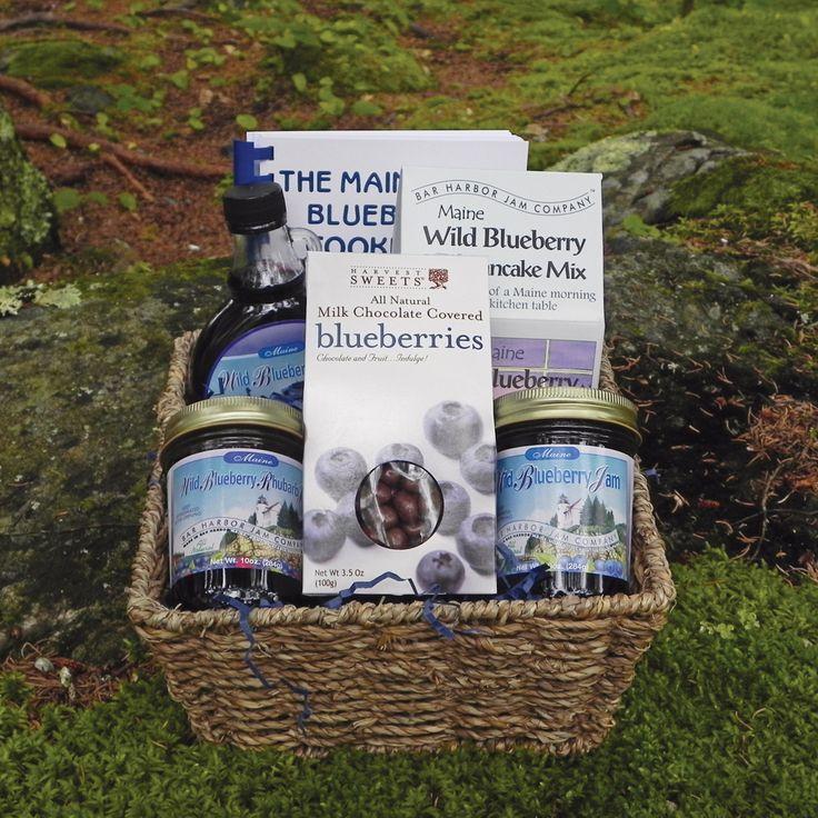 11 best bar harbor jam gift baskets images on gift