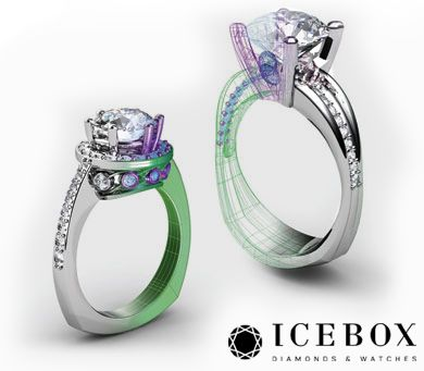 Awesome Customize your own dream ring to your exact specifications