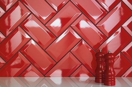 red tile brown grout - Google Search