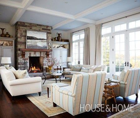 25 best ideas about sarah richardson home on pinterest - Sarah richardson living room ideas ...
