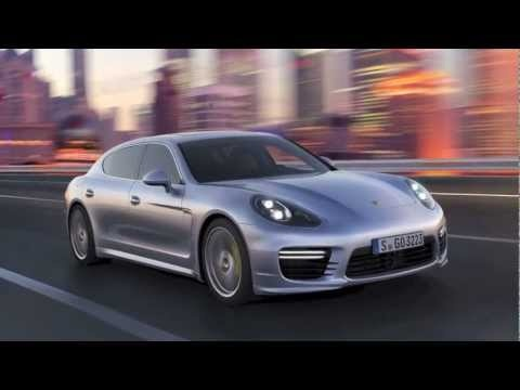 Porsche Panamera S E-Hybrid Plug-in and New Executive Models - 10 Second Car Videos  The Second generation of the Porsche Panamera Gran Turismo. Porsche have now added to the range the world's first luxury class plug-in hybrid, the Panamera S E-Hybrid.  Read More at http://www.drive.co.uk/porsche  Extended wheelbase executive versions are also making their debut with a new three-litre V6 engine with biturbo charging for the Panamera S and Panamera 4S.