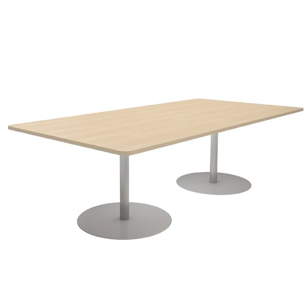 Rectangular Shaped Conference Table   48 Inch X 96 Inch