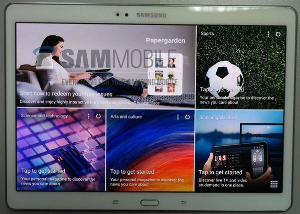 Samsung GALAXY Tab S geleakt  #samsunggalaxytabs