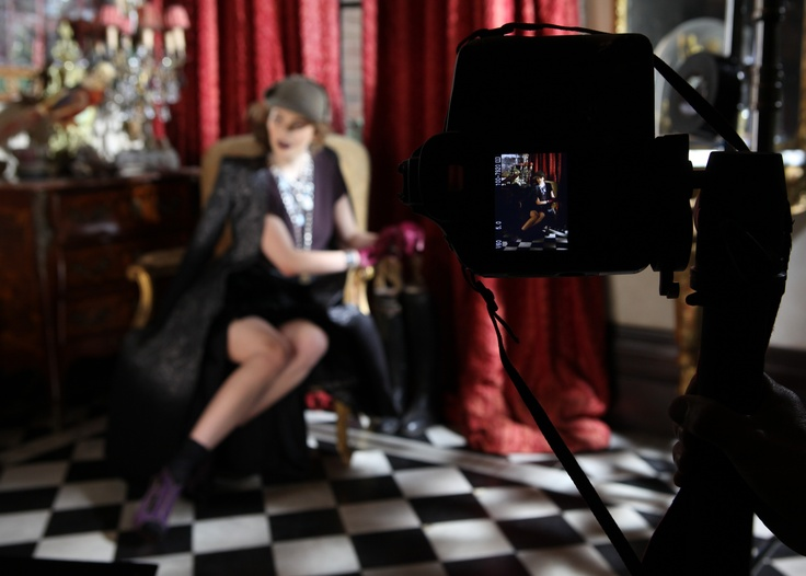 Strand Arcade AW12 Behind The Scenes