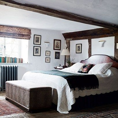 Warm front | Bedrooms, English country decor and English ...