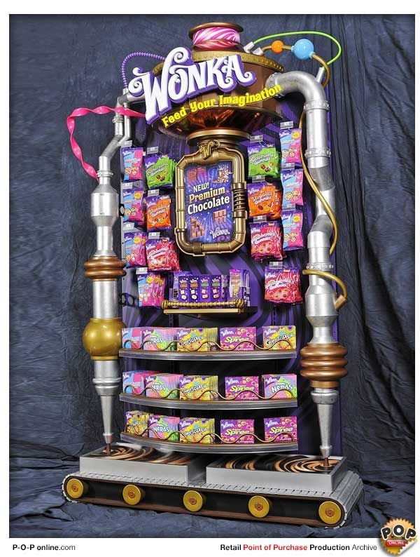 wonka nut bin - Google Search