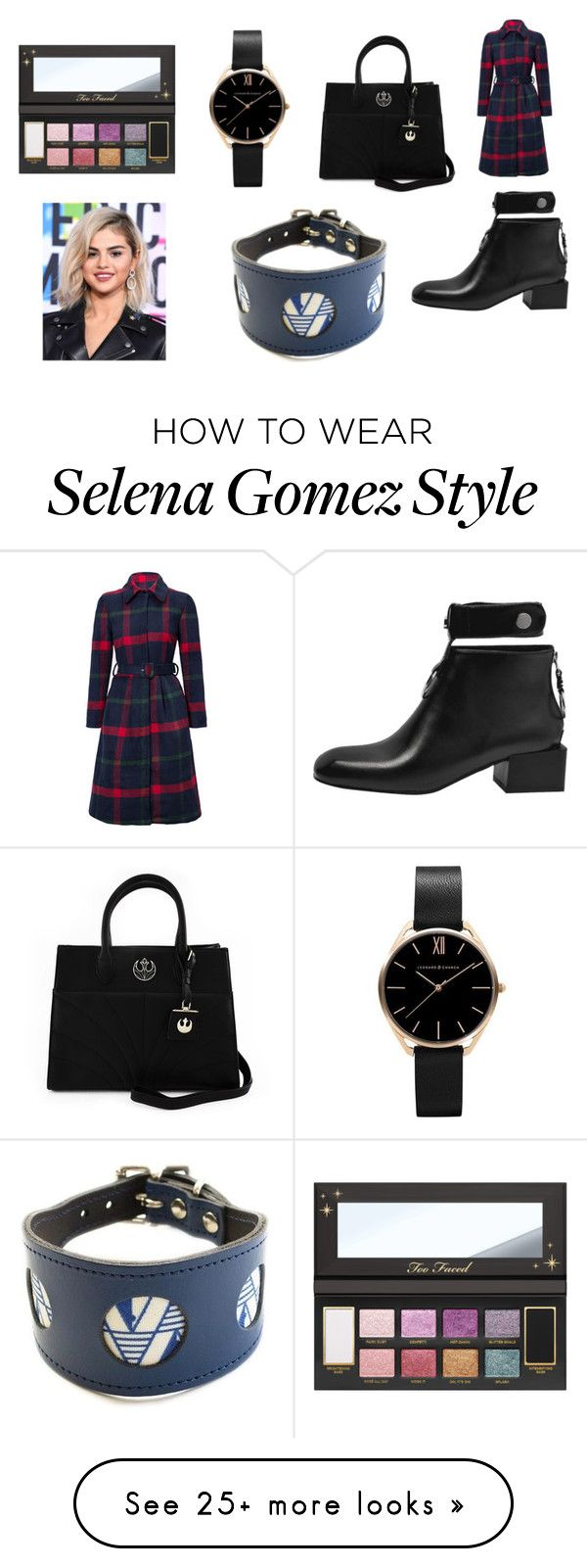 """""""Rescue"""" by nadaanja on Polyvore featuring WithChic, Loungefly and Hiro + Wolf"""