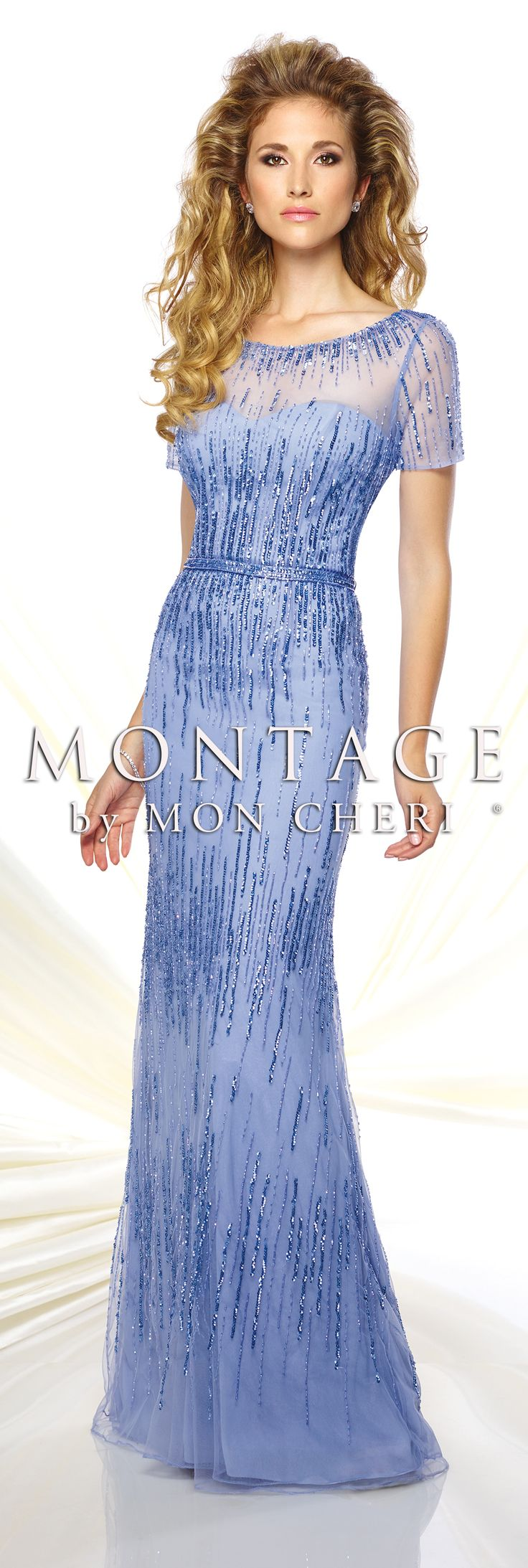 Montage by Mon Cheri Spring 2016 - Style No. 116933 #eveninggowns