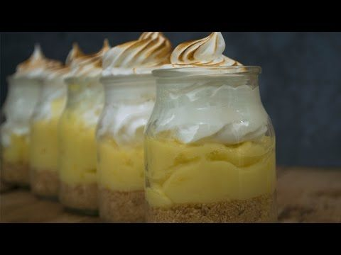 LEMON PIE EN FRASCOS | MATIAS CHAVERO - YouTube