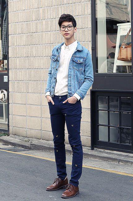 Korean Men's Street Fashion