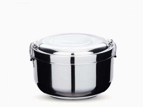 Onyx Insulated Stainless Steel Lunch Container, Ethically Made by A Canadian Product on Chill Bay General www.chillbay.ca