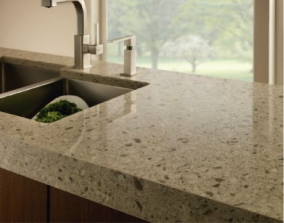 Quartz Countertops Viatera Home Design Pinterest