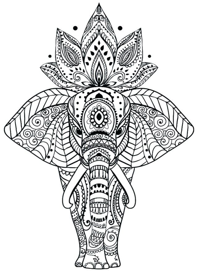 25 Inspiration Image Of Animal Mandala Coloring Pages Entitlementtrap Com Mandala Coloring Pages Elephant Coloring Page Mandala Coloring