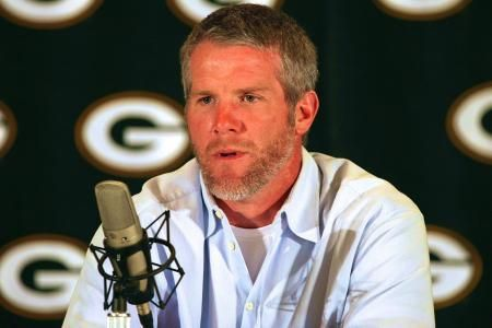 Brett Favre Will Be Inducted into Packers Hall of Fame