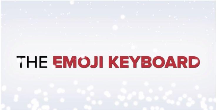 Watch: Emoji Keyboard on Jolla Phone #Jolla
