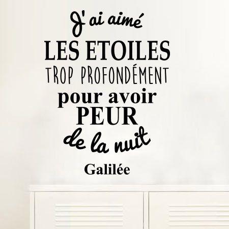Stickers Galilé - Stickers Malin