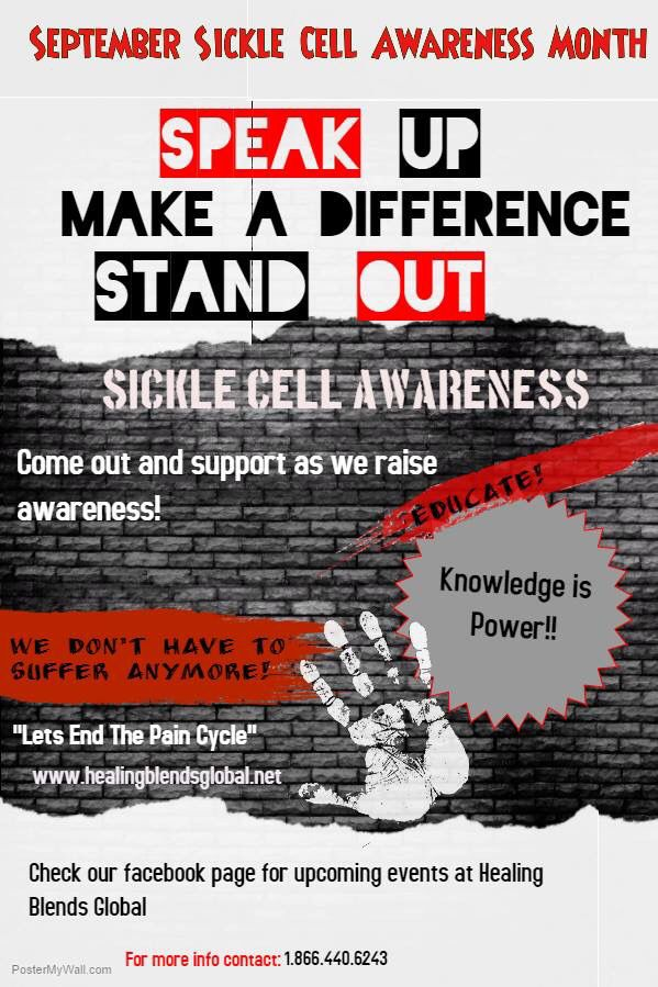 1000 Images About Sickle Cell Awareness On Pinterest