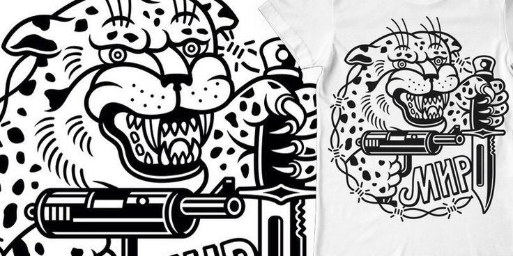 """""""MNP"""" t-shirt design by xDerickJamesx"""
