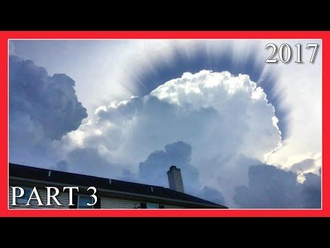 2017 RAW FOOTAGE: HOW COMES MOST PEOPLE DON'T KNOW ABOUT THIS ??? STRANGE WEATHER PART 3 - YouTube