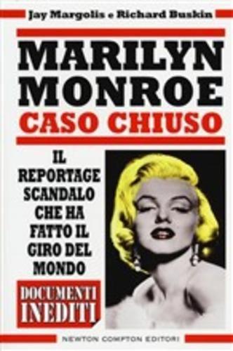 Marilyn monroe. caso chiuso  ad Euro 10.20 in #Libraccio #Arte e spettacolo