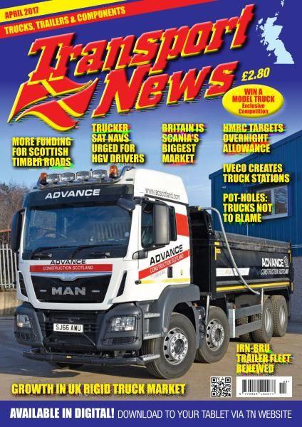 Transport News - April 2017
