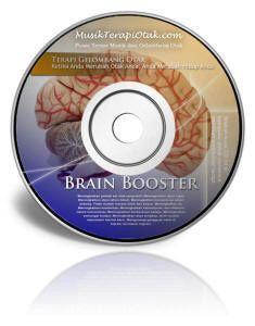 Download CD Brain Booster MP3 | Rahasia Teknik dan Musik Relaksasi untuk Terapi Gelombang Otak