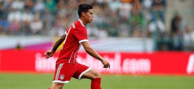Vea la actuación de James Rodríguez contra el Milan | Fútbol internacional | Vanguardia.com