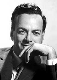Richard Phillips Feynman / リチャード・ファインマン