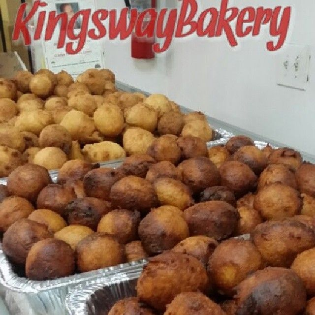 Orders are going out... #buns #puffpuff #nigerianpastries