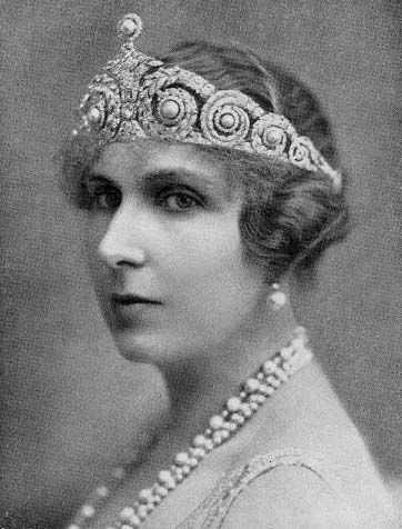 Tiara Cartier - Casa Real de España, Victoria Eugenia
